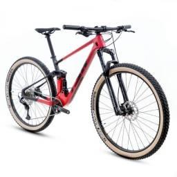 Título do anúncio: Bicicleta TSW Full-Quest Starter Full Suspension (Tam.15,5)