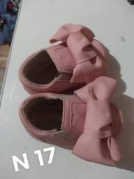 Calçados menina (bebê)