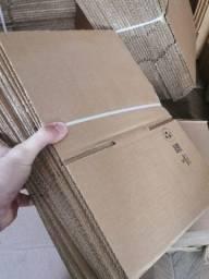 Título do anúncio: Lote de caixas de papelão para e-commerce