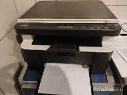 Impressora Multifuncional Laser Brother DCP-1602 + Transformador 1010va