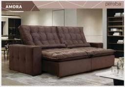 Título do anúncio: Sofá Retrátil com 20cm de PillowTop 2,90 - NOVO de Fábrica