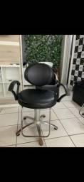 Cadeira para cabeleireiro