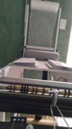 Máquina para produção de Fraldas
