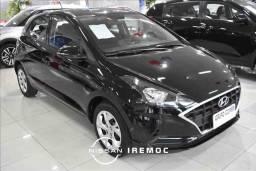 Hyundai HB20 1.0 Completo 2020/2020 Manual Preto.