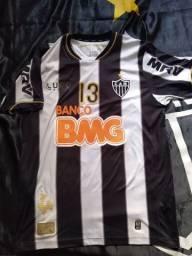 Camisa Atlético MG/Galo 2013.  Edição especial