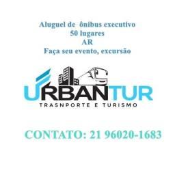 Título do anúncio: Aluguel de onibus executivo