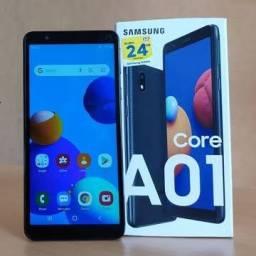 Galaxy A01 core azul