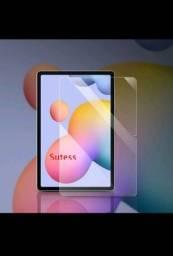 Película de vidro cobertura completa da tela Samsung Galaxy Tab A7 10.4