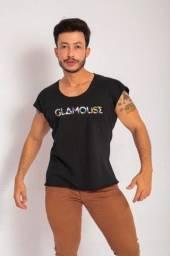 Título do anúncio: Camiseta holográfica