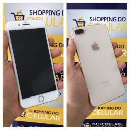 iPhone 8 Plus seminovo 64gb gold
