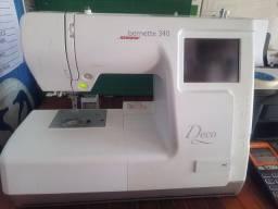 Título do anúncio: Máquina de bordar deco 340