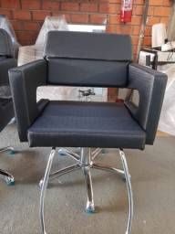 Título do anúncio: Cadeira hidráulica nova e com garantia, apenas duas unidades disponível