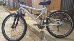 Bicicleta de alumínio barato