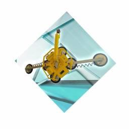 Título do anúncio: Levantador elétrico para vidro - Ventosa a bateria, cap. 600kgf