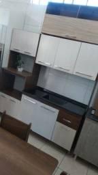Cozinha nova de loja