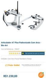 Articulador A7 Plus com arco - Bioart