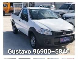 Fiat Strada 2020 Working Oportunidade
