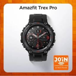 SmartWatch Amazfit T-Rex Pro Preto Entrega Grátis Consulte Condições