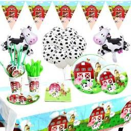 Título do anúncio: Kit para festa infantil aniversário tema fazenda fazendinha
