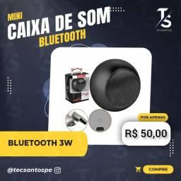 Mini Caixa de Som Bluetooth Choki