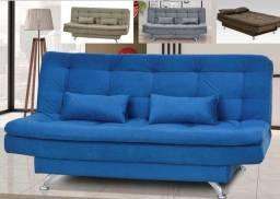 Promoção  sofá cama novo a pronta entrega