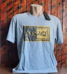 Camisa Versace tamanho GG  tecido 30.1