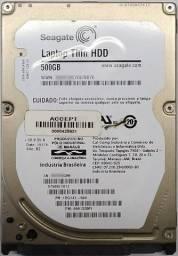 "HD Sata 500 GB Notebook 2,5"""