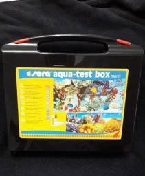 Título do anúncio: Sera Aqua Test Box - Marinho