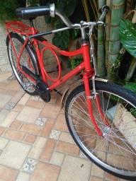 vendo bicicleta Monark aro 26 original