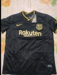 Camisa do Barcelona qualidade Tailandesa
