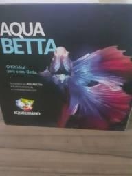 Título do anúncio: Aquário Betteira Aquabetta Iluminação E Decoração Bivolt