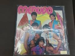 LP (Disco de vinil) Menudo e Dominó
