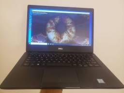 Ultrabook Dell Top das Galáxias Troco por Ps4