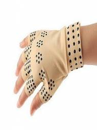Luvas Magnéticas Para Alívio De Dores E Artrite Nas Mãos