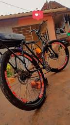 Bicicleta Monark ano 86