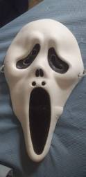 Título do anúncio: Máscara  para festa de Halloween motivo Pânico