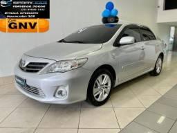 Toyota Corolla Gli Flex c/ Gnv 2014 _ (sugestão) 12.500 + 1.079,00 fixas