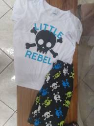 Lote roupa 4-6 anos