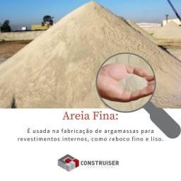Areia a partir de R$ 550,00