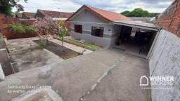 Casa com 2 dormitórios e edícula à venda, 100 m² - Jardim Itaipu - Maringá/PR