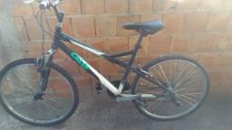 Bicicleta Caloi Aro 26 com amortecedor