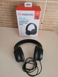 Título do anúncio: Fone Motorola Pulse NOVO