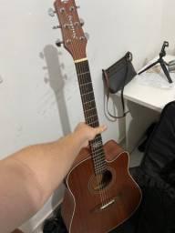 Título do anúncio: Vendo violão strinberg sd200