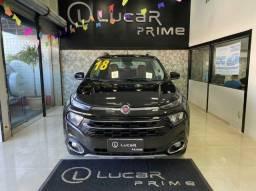 Fiat Toro 2018 Volcano 4x4 diesel automático lindo carro