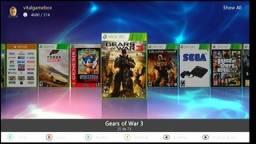 Free style para Xbox 360 com chip de desbloqueio