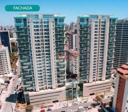 Apartamento com 3 dormitórios à venda, 158 m² por R$ 1.598.723 - Cocó - Fortaleza/CE