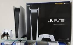 PS5 Edição Digital com NF e garantia