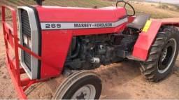 Título do anúncio: Massey Ferguson 265 ano 90/90