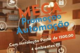 Automação residêncial com Alexa e Google Home