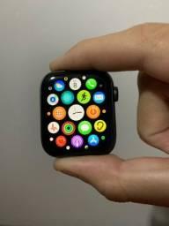Apple Watch series  4 -44mm seminovo na caixa